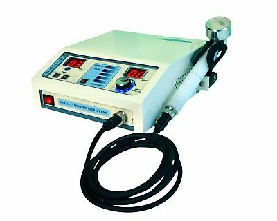 New Ultrasound Portable Machine 1Mhz Therapy Compact Model Unit dd44