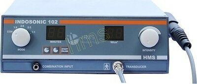 New Physiotherapy Ultrasonic Ultrasound Therapy 1 Mhz INDOSONIC 102 Model Unit