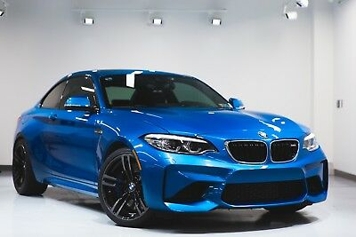 2018 BMW 2-Series M2 2018 BMW M2 6 Speed Sunroof Exec pack