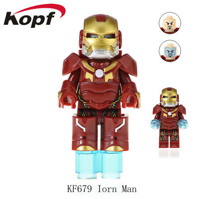 KF679 #679 Collectible Movie Gift Custom Rare Weapons Compatible Kids #Chen