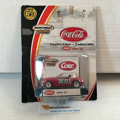 #1  BMW Z3 * Matchbox Coca-Cola Series * WA17