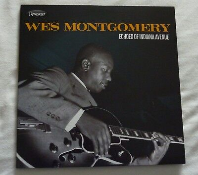 WES MONTGOMERY  ECHOES OF INDIANA AVENUE  lt. Edition audiophile Pressung  MFSL