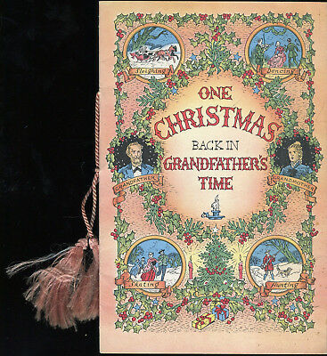 Christmas Back in Grandfathers Time Martin Material Kansas City Missouri
