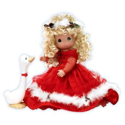 Precious Moments 12in Doll, 'Songs of Christmas Joy', New In Box, 5323