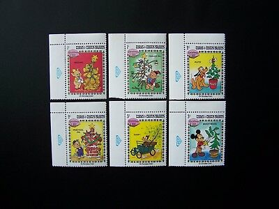 Turks & Caicos Islands Stamps 1983 Year Nice Set, Scott # 593-598. Mnh