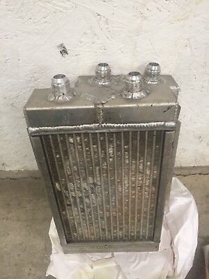 2 Oil coolers No Reserve...late Model