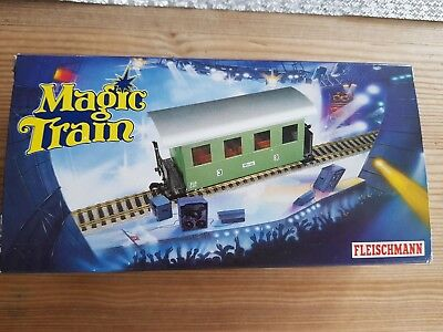 Fleischmann Magic train 2301, Personenwagen 3. Klasse, Spur 0e,, neu in OVP