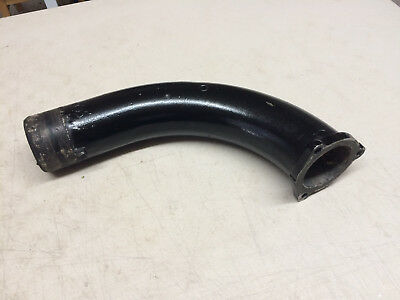 """Mercruiser Exhaust Y Pipe ford 888 59824 V8 3"""" outlet Connector elbow 73738A4"""