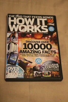 How It Works DVD E - Magazine Volume 2 Issues 13 - 24 For PC & Mac