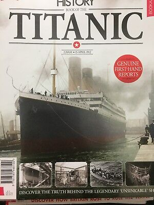 All About History Book Of The Titanic 6 Th Edition