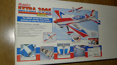Hobbico Extra 300S AWARF RC Airplane