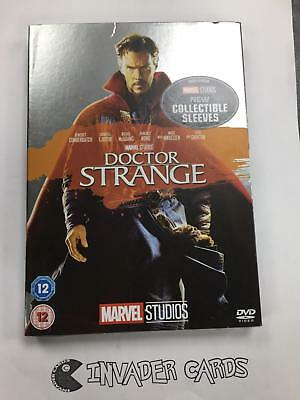 Marvel Doctor Strange Limited Edition O Ring Collectors DVD New Boxed Sealed