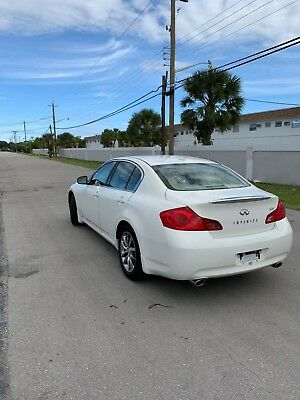 2009 Infiniti G37 Journey 2009 INFINITI G 37 JOURNEY SEDAN, CLEAN TITLE, COLD AC, LOW MILES