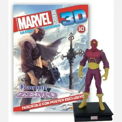 MARVEL HEROES 3D Uscita n° 137 Hyperion Collezione ufficiale ACTION FIGURE