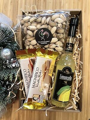 New Italian Limoncello Liquor Gift Hamper