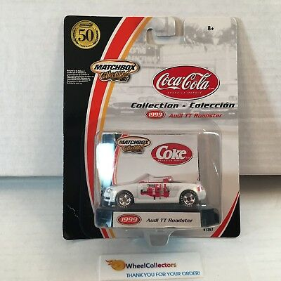 #5  Audi TT Roadster * Matchbox Coca-Cola Series * WA17