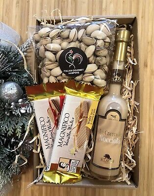 New Italian Hazelnut Liquor Gift Hamper
