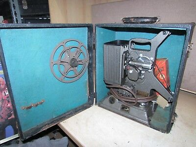 1930's Keystone R-8 8mm Camera Film Home Motion Picture Movie Projector