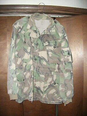 Iraqi army Gulf war DPM jacket
