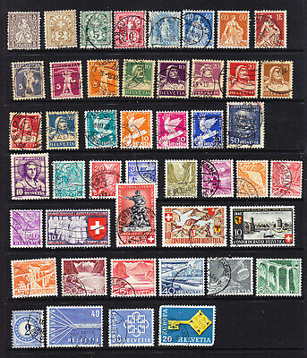 Switzerland. good early selection.    L3695