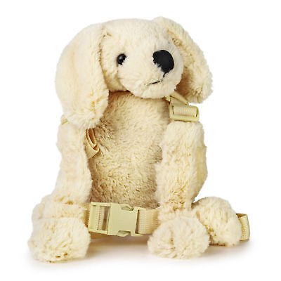 2-in-1 Harness Buddy Cream Poodle (GB) - Make travelling fun and safe,