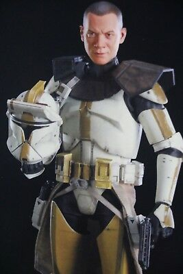 SIDESHOW STAR WARS COMMANDER BLY TM 327TH Star Corps Sixth scale Figure