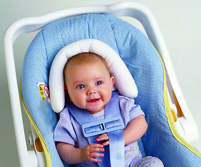 Playette Preemie/tiny Newborn Head Support -Car seats/Strollers/Bouncers