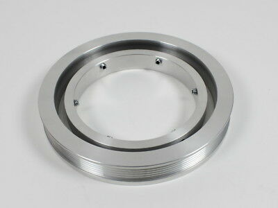 Compresor Kit de Tuning con 185mm Cristal para Mercedes 200K 230K Pulley