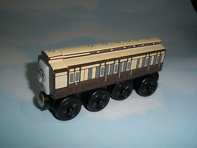 Thomas The Tank  friends Engine Wooden Railway Train   Old Slow Coach