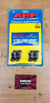 Arp Flywheel Bolts X 8 To Fit Toyota 4Age, 1Jz-Gte, 2Jz-Gte *supra*chaser*bara*