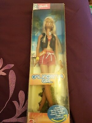 Californa girl barbie doll