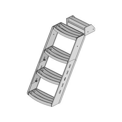 Case 2094, 2294, 2394, 2594, 3294, 3394, 3594, 1896, 2096 Tractor Step # 3337