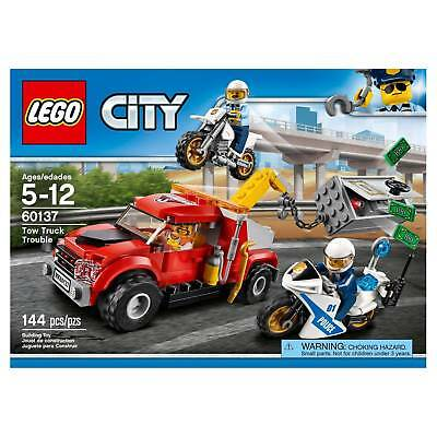 LEGO City Police Tow Truck Trouble 60137 100/% Complete