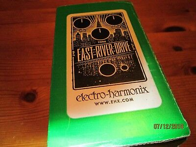 EHX East River Drive mit OVP !