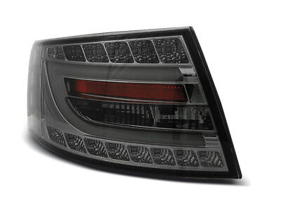 Llums retrovisores per AUDI A6 4F C6 Sedan 04-08 Smoke LED 6 PIN 6PIN ES LDAUC2E
