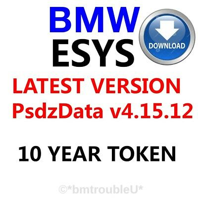 Code Readers & Scanners Diagnostic Equipment & Tools BMW E-Sys ESYS
