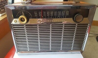 Vintage General Electric Model P780 Eight Transistor Long Distance Radio