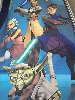 Next Reversible Star Wars The Clone Wars Single Duvet Cover And Pillow Case