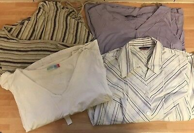 4 x George Maternity Tops Bundle. Size 12