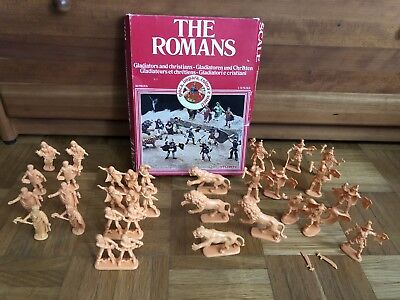 Atlantic Figuren 1/32 The Romans Gladiatoren und Christen