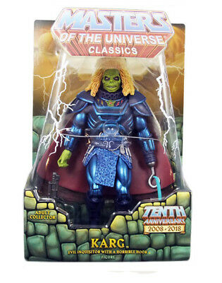 Masters of the Universe Classics - Super7 Wave 2 - Karg - OVP mit Mailer