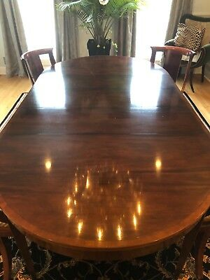 Stunning Vintage Baker Dining Room, excellent used condition, 7 pieces
