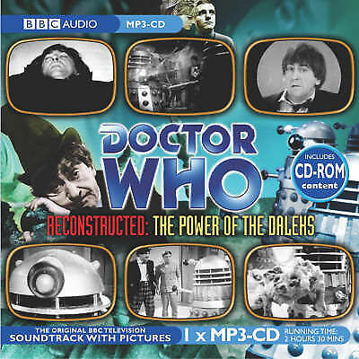 Doctor Who  Reconstructed, The Power of the Daleks by AudioGO Limited (Audio