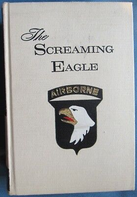 """Hardbound book: """"Rendezvous With Destiny: History of 101st Airborne Division"""""""