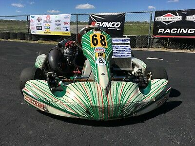 2012 Tony Kart Racer EVRR Used Shifter Kart '01 Stock Honda - Race Ready