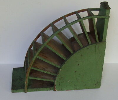 19th C country store bag holder, early paint  *