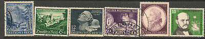 German Semi-Postals Lot from Old Collections  #  10