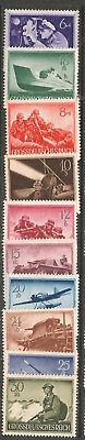 German Semi-Postals Lot from Old Collections  #  14
