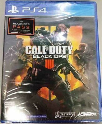 Brand NEW! Call of Duty: Black Ops 4 (Sony PlayStation 4, 2018) FREE SHIPPING!
