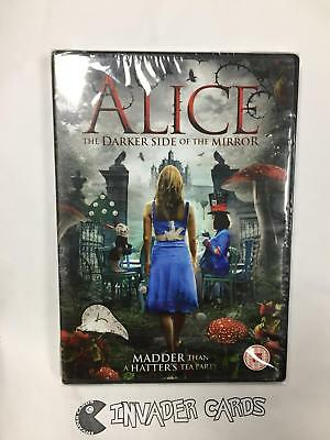 Alice The Darker Side Of The Mirror DVD New Boxed Sealed